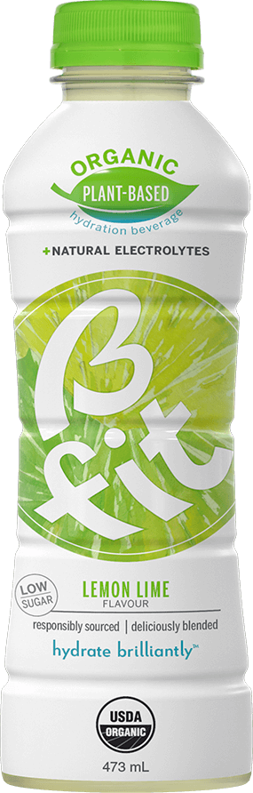 B-fit™ lemon lime bottle